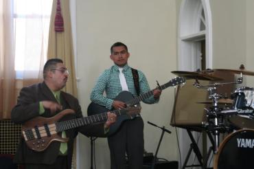 Pastor Israel & David