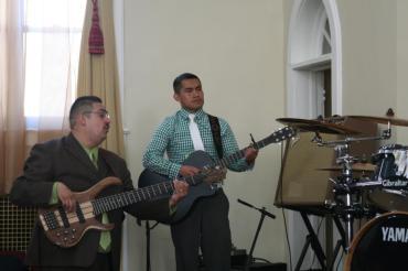 Pastor Israel Cabrera & David