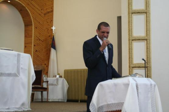 Carlos Estremera , President at AJEC Region Este