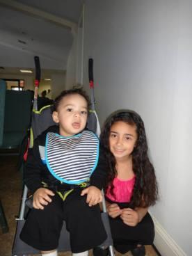 Future youth (Aidan & Destiny)