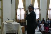 Cesar Perez- Corales , President of IDDPMI East Region USA