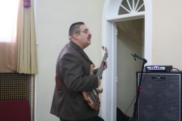 Pastor Israel Cabrera