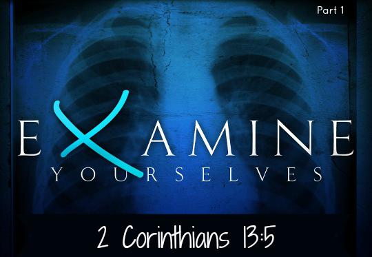 examine-yourself part 1